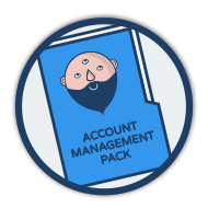 Free account management pack