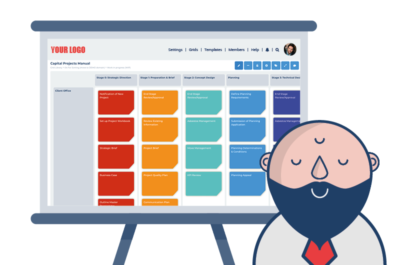 Method Grid Presents Grid Team