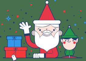 Santa Project Managing Christmas